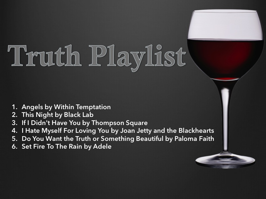 Truth Playlist pic