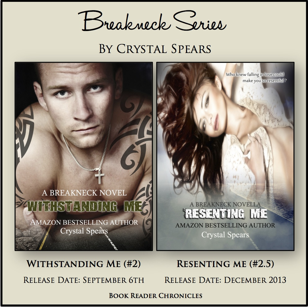 breakneck series cover
