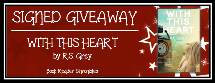 with this heart giveaway graphic