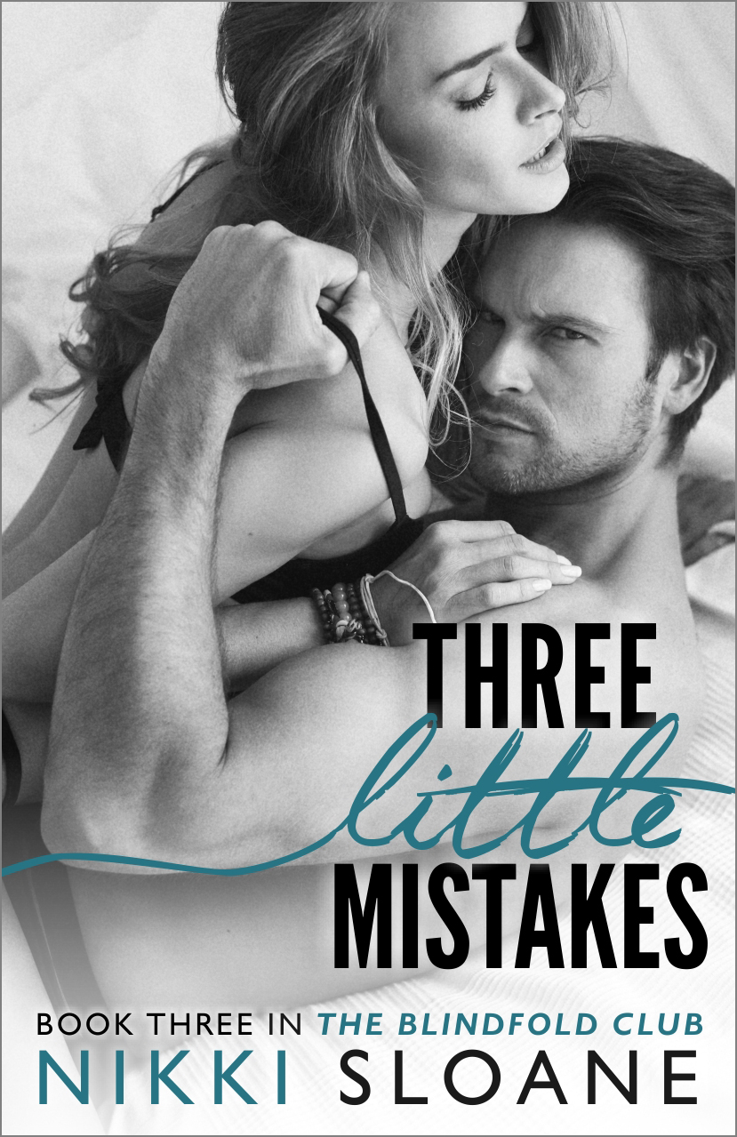 Three Little Mistakes Cover