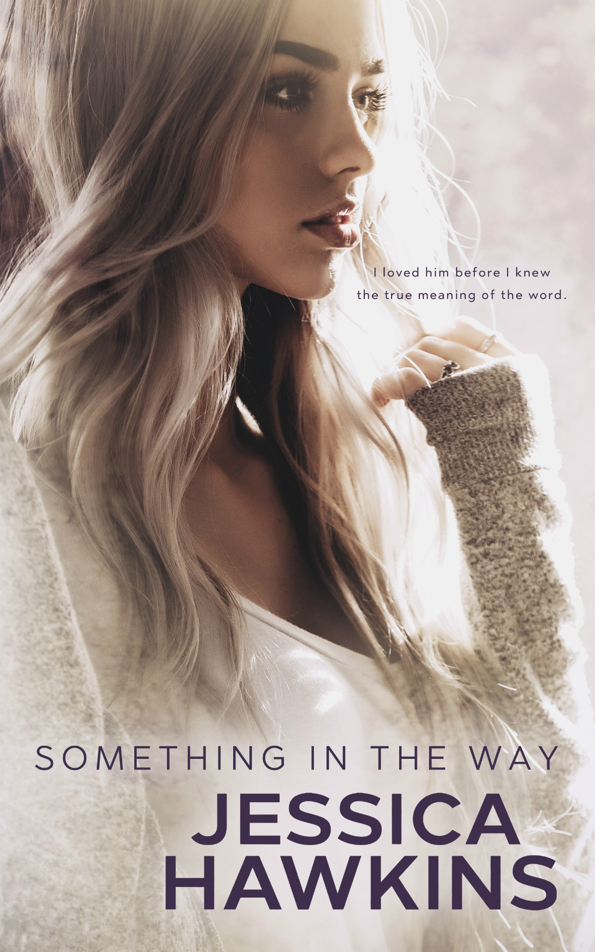 Something in the Way Ebook Cover