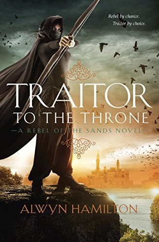 7 - Traitor to the Throne